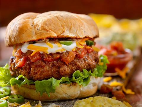 Sour Cream「The Taco Seasoned Burger」:スマホ壁紙(11)