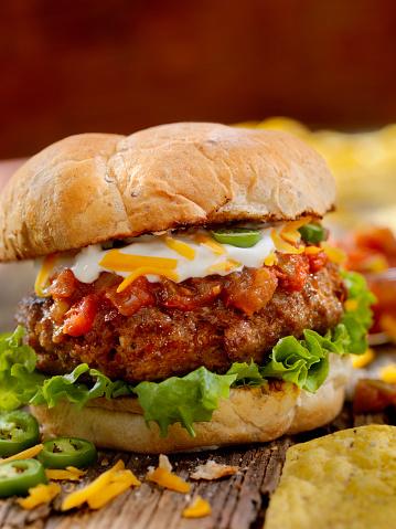 Sour Cream「The Taco Seasoned Burger」:スマホ壁紙(17)