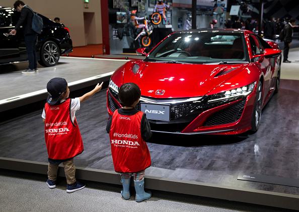 NSX「Tokyo Motor Show Begins」:写真・画像(9)[壁紙.com]