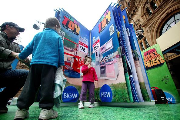 オーストラリア「Big W Unveils Giant Interactive Toy Catalogue」:写真・画像(7)[壁紙.com]