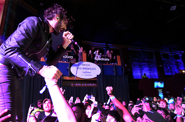 Orlando - Florida「Spectrum Presents The All-American Rejects Powered By Pandora」:写真・画像(7)[壁紙.com]