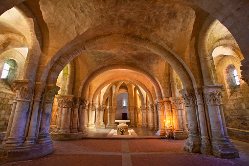Nouvelle-Aquitaine「Saint-Eutrope Church」:スマホ壁紙(9)