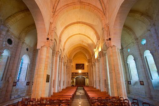 Nouvelle-Aquitaine「Saint-Eutrope Church」:スマホ壁紙(0)