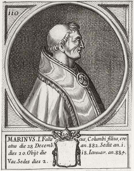 Spencer Arnold Collection「Pope Marinus I」:写真・画像(18)[壁紙.com]