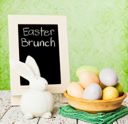 Easter Bunny「Easter Brunch Reminder」:スマホ壁紙(12)