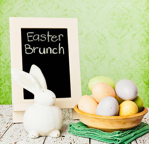 Easter Brunch Reminder:スマホ壁紙(壁紙.com)