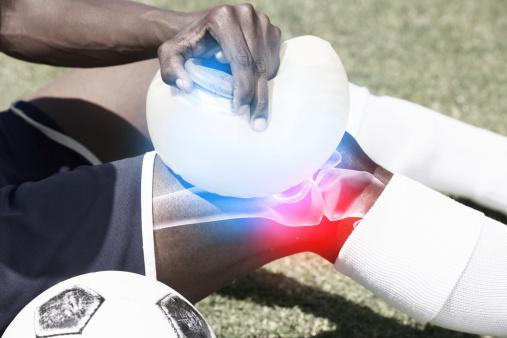 Sportsperson「Tending an injury」:スマホ壁紙(17)