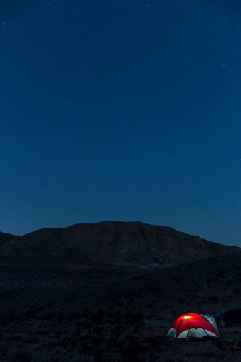 Night「Camping under the stars」:スマホ壁紙(9)