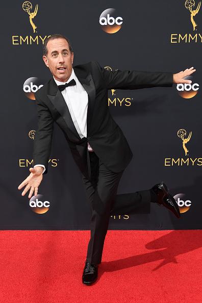 Jerry Seinfeld「68th Annual Primetime Emmy Awards - Arrivals」:写真・画像(16)[壁紙.com]