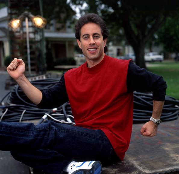 Jerry Seinfeld「Comedian Portrait Session」:写真・画像(12)[壁紙.com]