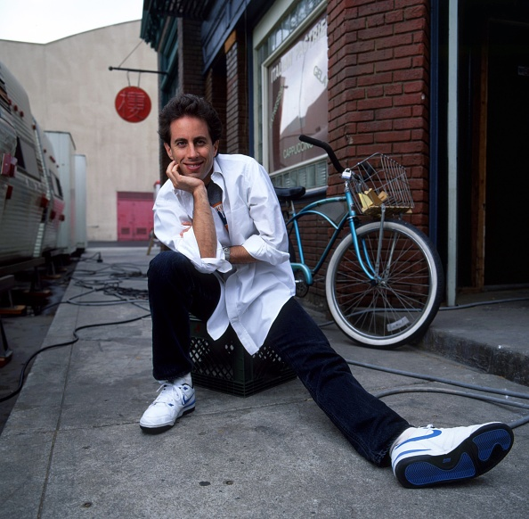 Jerry Seinfeld「Comedian Portrait Session」:写真・画像(7)[壁紙.com]
