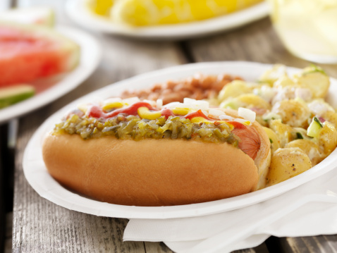 Hot Dog「BBQ Hotdog with Lemonade」:スマホ壁紙(16)