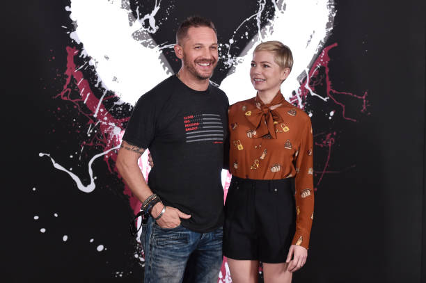 "Photo Call For Columbia Pictures' ""Venom"":ニュース(壁紙.com)"
