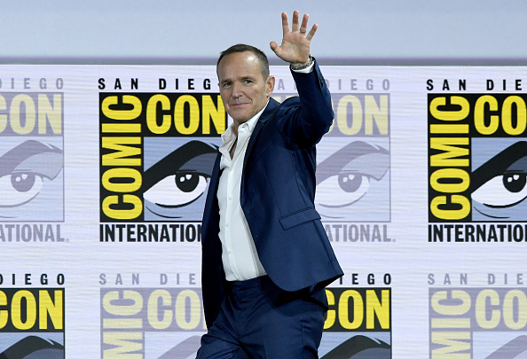 "Comic con「2019 Comic-Con International - Marvel's ""Agents Of S.H.I.E.L.D."" Panel」:写真・画像(18)[壁紙.com]"