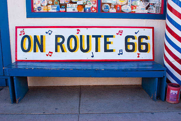 Route 66 gift shop in Seligman.:スマホ壁紙(壁紙.com)