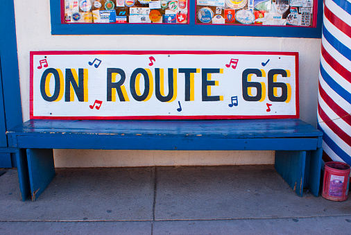 Gift Shop「Route 66 gift shop in Seligman.」:スマホ壁紙(18)