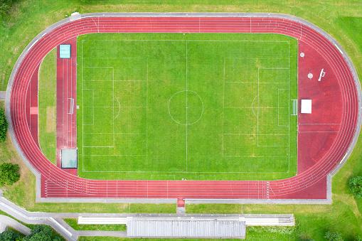 Stadium「Sports Stadium, Aerial View」:スマホ壁紙(6)