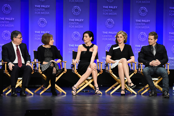 "Robert King「The Paley Center For Media's 32nd Annual PALEYFEST LA - ""The Good Wife"" - Inside」:写真・画像(10)[壁紙.com]"