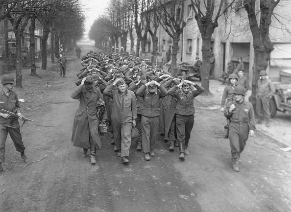 Germany「German Surrender」:写真・画像(1)[壁紙.com]