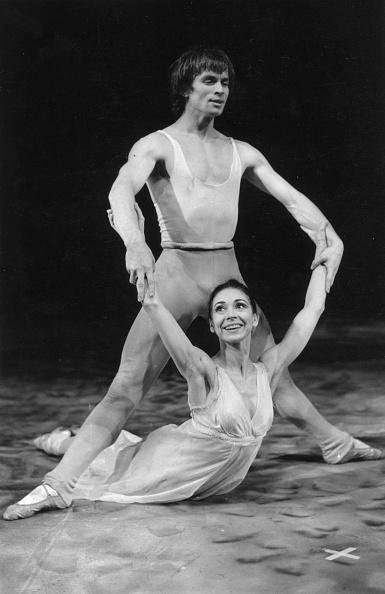 Victor Blackman「Fonteyn And Nureyev」:写真・画像(10)[壁紙.com]
