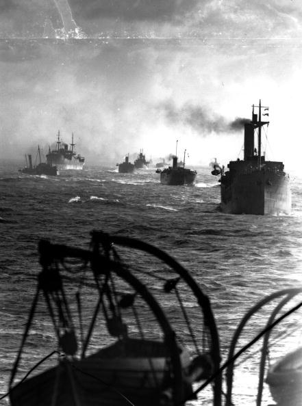 Thick「Allied Convoy」:写真・画像(8)[壁紙.com]