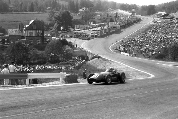 モータースポーツ「Maria-Theresa De Filippis, Grand Prix Of Belgium」:写真・画像(4)[壁紙.com]