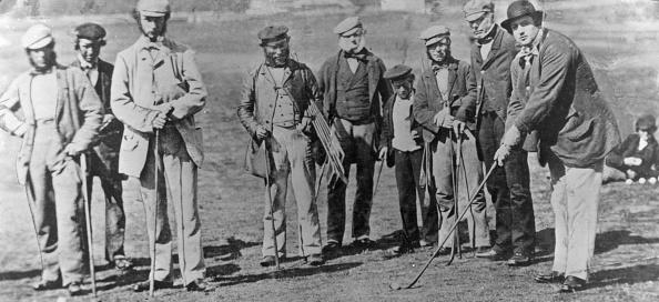ゴルフ「Golf Players」:写真・画像(5)[壁紙.com]
