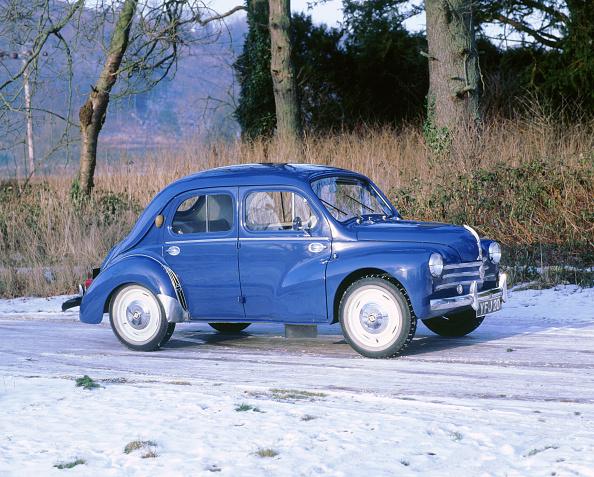 Vintage Car「1958 Renault 4cv」:写真・画像(19)[壁紙.com]