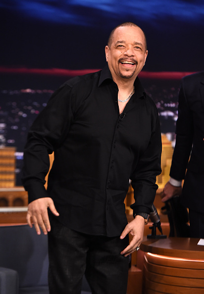 "Ice-T「Ice T Visits ""The Tonight Show Starring Jimmy Fallon""」:写真・画像(13)[壁紙.com]"