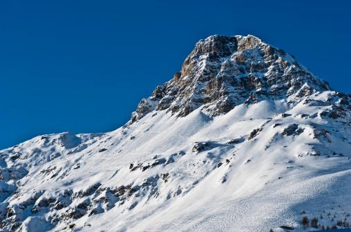 Val d'Isere「mountain and ski runs」:スマホ壁紙(10)