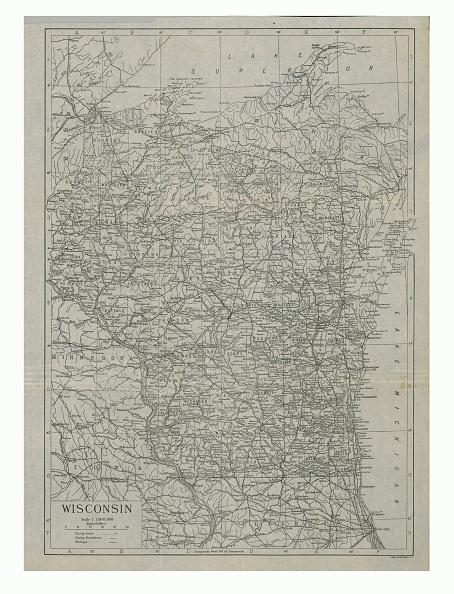Full Frame「Map Of Wisconsin」:写真・画像(14)[壁紙.com]