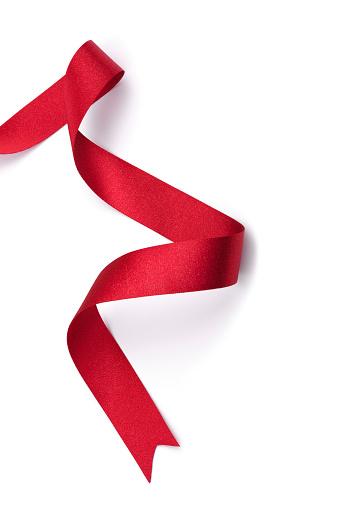 Valentine's Day「Red Ribbon」:スマホ壁紙(0)