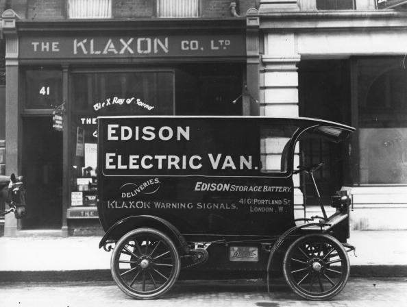 Retail Place「Electric Van」:写真・画像(15)[壁紙.com]