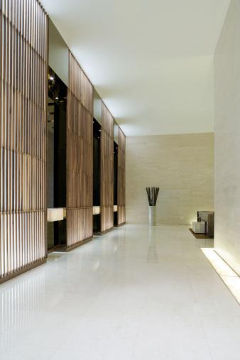 Elevator「Modern Elevator Lobby」:スマホ壁紙(17)