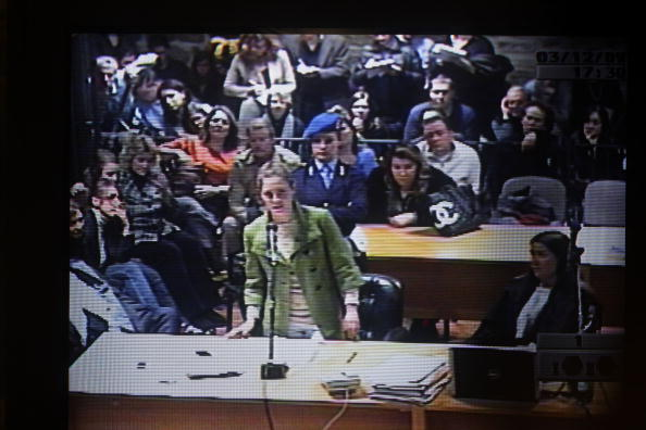 Perugia「The Meredith Kercher Trial Draws To A Close」:写真・画像(4)[壁紙.com]