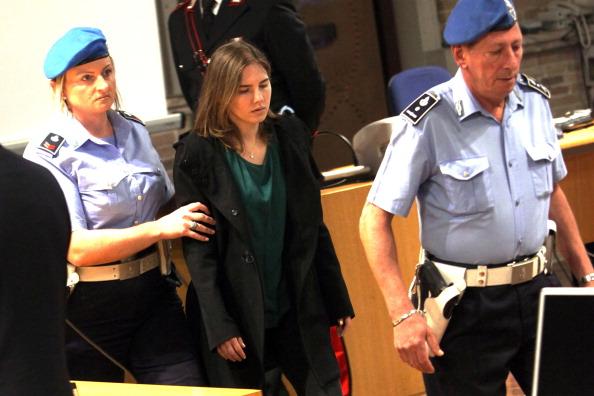 Franco Origlia「Amanda Knox Awaits Murder Verdict」:写真・画像(10)[壁紙.com]