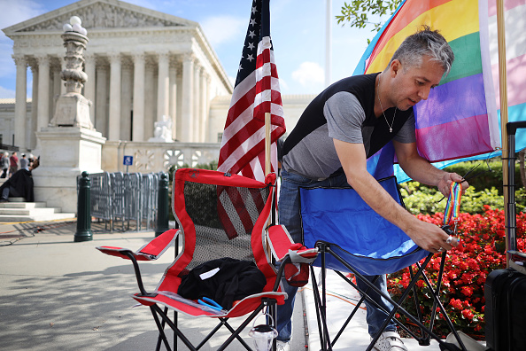 Supreme Court「U.S. Supreme Court Starts A New Term」:写真・画像(18)[壁紙.com]