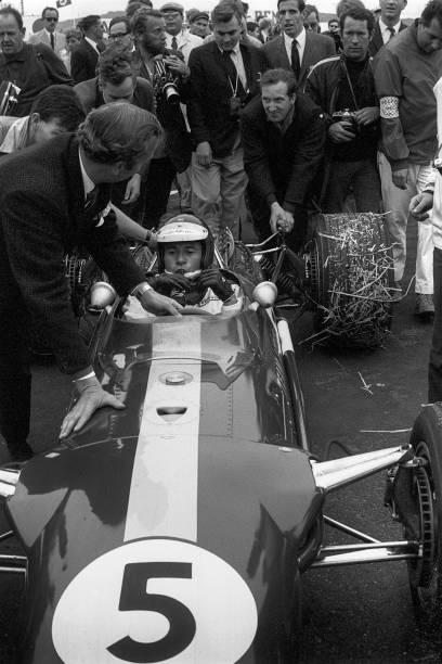 Jim Clark, Colin Chapman, Walter Hayes, Grand Prix of Netherlands:ニュース(壁紙.com)