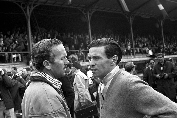 Spa「Jim Clark, Colin Chapman, Grand Prix of Belgium」:写真・画像(16)[壁紙.com]