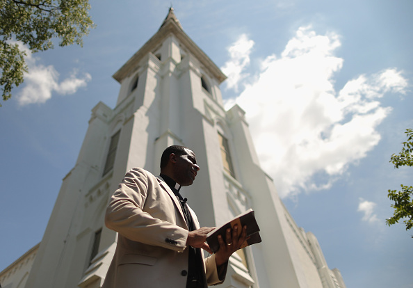 Methodist「Charleston In Mourning After 9 Killed In Church Massacre」:写真・画像(19)[壁紙.com]