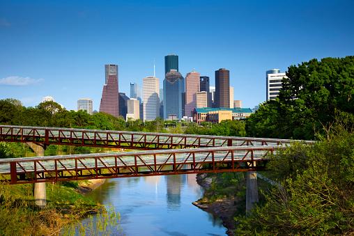 Footbridge「Houston, Texas」:スマホ壁紙(7)