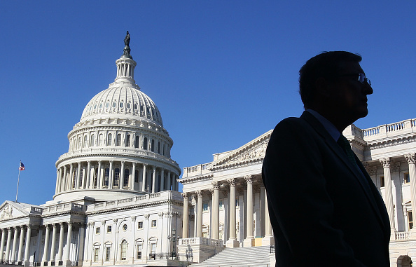 Washington DC「Senate To Vote On Debt Limit Bill, After House Passed It」:写真・画像(13)[壁紙.com]