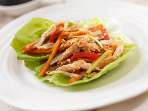 Bean Sprout「Asian Chicken Lettuce Wrap」:スマホ壁紙(17)