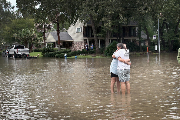 Natural Disaster「Epic Flooding Inundates Houston After Hurricane Harvey」:写真・画像(13)[壁紙.com]