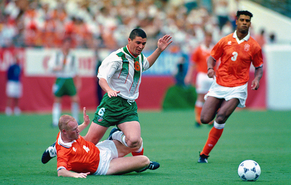 Netherlands「Roy Keane and Ronald Koeman」:写真・画像(13)[壁紙.com]