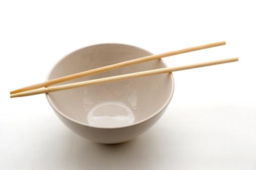 Empty Bowl「empty bowl with chopsticks」:スマホ壁紙(12)