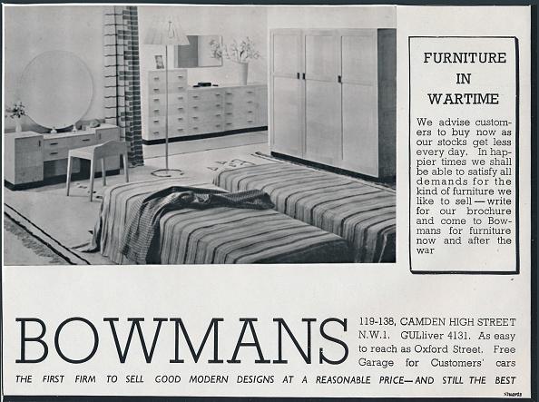 1940-1949「Bowmans Advertisement」:写真・画像(3)[壁紙.com]