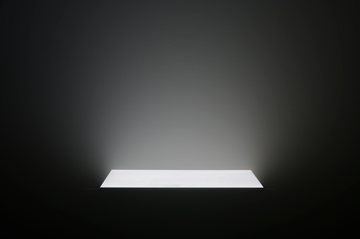 Computer Monitor「Light Beams」:スマホ壁紙(18)