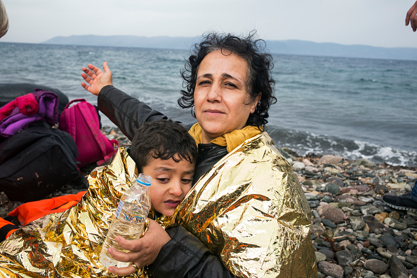 Horror「Refugees On Lesbos」:写真・画像(13)[壁紙.com]
