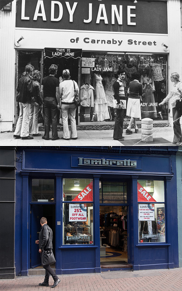 Fox Photos「A Look At London's Soho - Then And Now」:写真・画像(17)[壁紙.com]